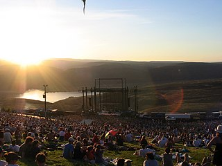 Sasquatch! Music Festival Annual music festival in George, Washington, United States