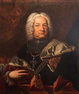 Friedrich Karl von Schönborn