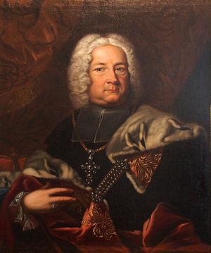 Friedrich Karl von Schönborn - Friedrich Karl von Schönborn