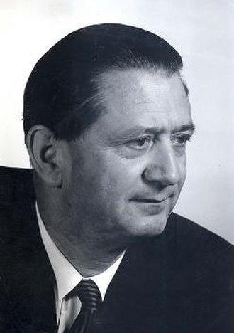 Hubert Schardin - Hubert Schardin, 1963