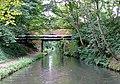 School Road Bridge at Warstock, Birmingham - geograph.org.uk - 1725102.jpg