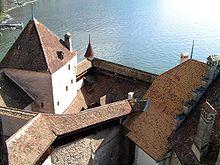 Ch 226 Teau De Chillon Wikip 233 Dia