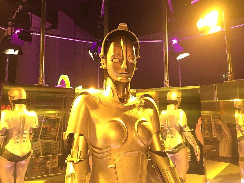 File:Science Museum - Robots - Metropolis (32781591336).jpg