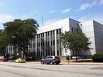 Scott County, Iowa Courthouse 2012.JPG