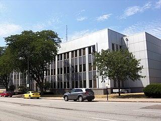 Scott County, Iowa County in the United States