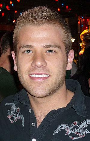 Scott Evans (actor) - Evans in March 2010