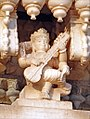 Sculpture de la façade (Temple de Karni Mata) (8423356373).jpg