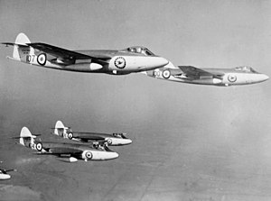 Sea Hawks 898 NAS in flight 1954.jpg