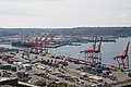 Seattle container port, seen from Smith Tower.jpg