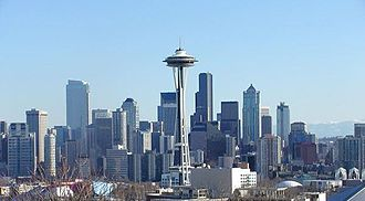 Northwestern United States - Seattle, the largest metropolitan area in the Northwest