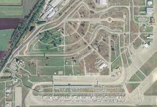 Sebring International Raceway motorsport track in the United States
