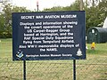 Secret War Aviation Museum. - geograph.org.uk - 426804.jpg