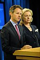 Secretary Geithner and Secretary Clinton Deliver an Announcement of an Executive Order on on Human Rights Designations (5038055492).jpg