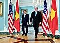 Secretary Pompeo Meets With Vietnamese Deputy Prime Minister Pham Binh Minh (47121553114).jpg