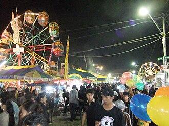 Sekaten - Night market to celebrate Sekaten