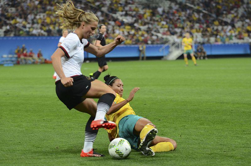 File:Seleções feminina da Austrália e Alemanha empatam em SP 04.jpg