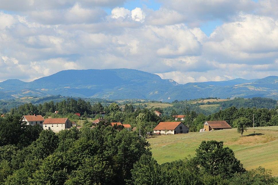 Selo Beomužević - opština Valjevo - zapadna Srbija - Panorama 19