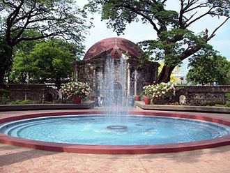 The Amazing Race Asia 2 - Paco Park in the Paco district in Metro Manila was served as the Pit Stop for this leg of the race.