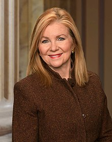 Sen. Marsha Blackburn (R-TN) official headshot - 116th Congress.jpg