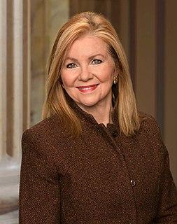 Marsha Blackburn United States Senator from Tennessee