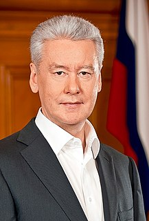 Mayoralty of Sergey Sobyanin
