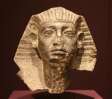 Museo Egizio di Monaco di Baviera Sfinge di Sesostris III