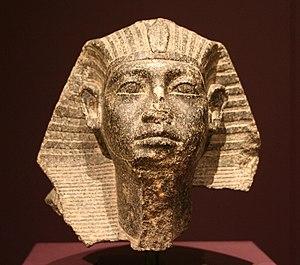 Staatliche Sammlung für Ägyptische Kunst - Sphinx of Sesostris III