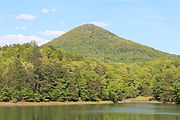 Sharp Top Mountain, Pickens County, Georgia