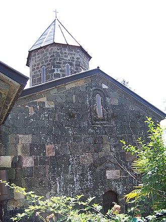 Shemokmedi Monastery - The Church of the Transfiguration of Zarzma at Shemokmedi