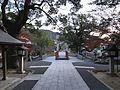 Shinkyo Bridge and torii of Sumiyoshi Shrine.jpg
