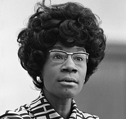 Shirley Chisholm (cropped)