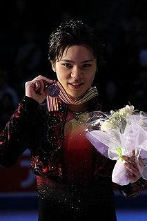 Shoma Uno Japanese figure skater