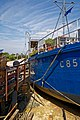 Shoreham-by-Sea houseboat, Riverside Moorings, West Sussex 02.jpg