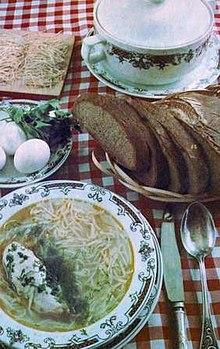 af45fda68ce4 Татарская кухня — Википедия