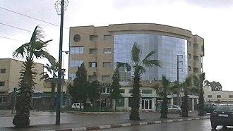 Doukkala-Abda - Image: Sidi Bennour bildigne CRCA