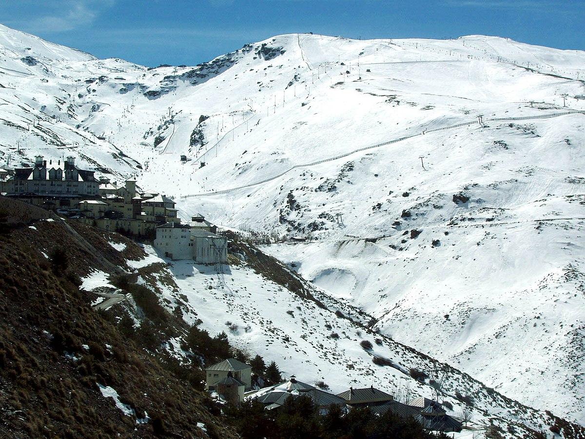 Sierra nevada station de ski wikip dia - Apartamentos baratos en sierra nevada ...