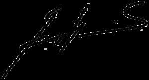 Ivan Gašparovič - Image: Signature of Ivan Gašparovič