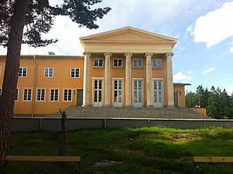 Sigtunaskolan Humanistiska Läroverket - Midgården