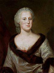 Portrait of Maria Anna of Kolowrat-Krakovský.