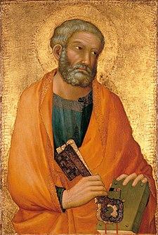 San Pietro di Simone Martini, 1326