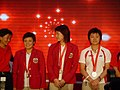 SingaporeWomensTableTennisTeam-2008SummerOlympics-20080825-02.jpg