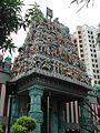 Singapur - Sri Mariamman Tempel.JPG