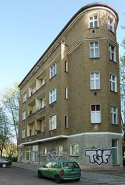Singerstraße in Berlin