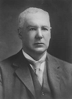 Francis Bell (New Zealand politician) - Image: Sir Francis Henry Dillon Bell, ca 1924