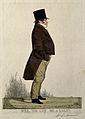 Sir Isaac Lyon Goldsmid. Coloured etching by R. Dighton, 182 Wellcome V0002307.jpg