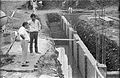 Site Office Under Construction - Science City - Calcutta 1993-07-26 212.JPG