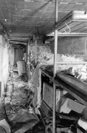 Sk 10 inside beds Winter War