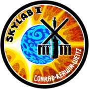 180px-Skylab1-Patch.png
