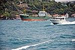 Skylark cargo on the Bosphorus in Istanbul, Turkey 001.jpg