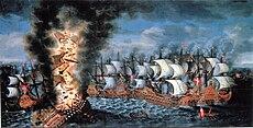 Slaget vid Öland Claus Møinichen 1676